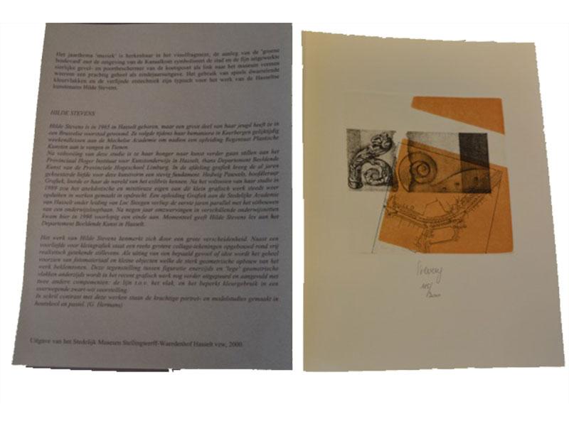 Kleurensets – 115/300 - Hilde Stevens