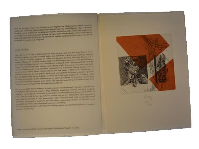 Kleurenets – 141 / 300 - Hilde Stevens