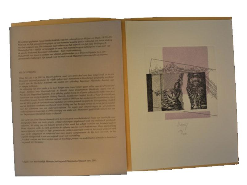 Kleurenets – 155 / 300 - Hilde Stevens