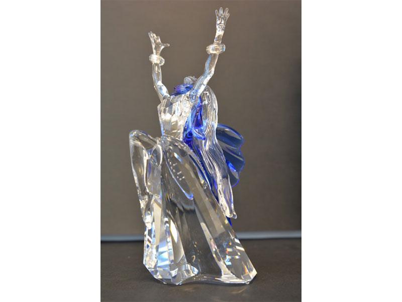Swarovski – kristal- Dame